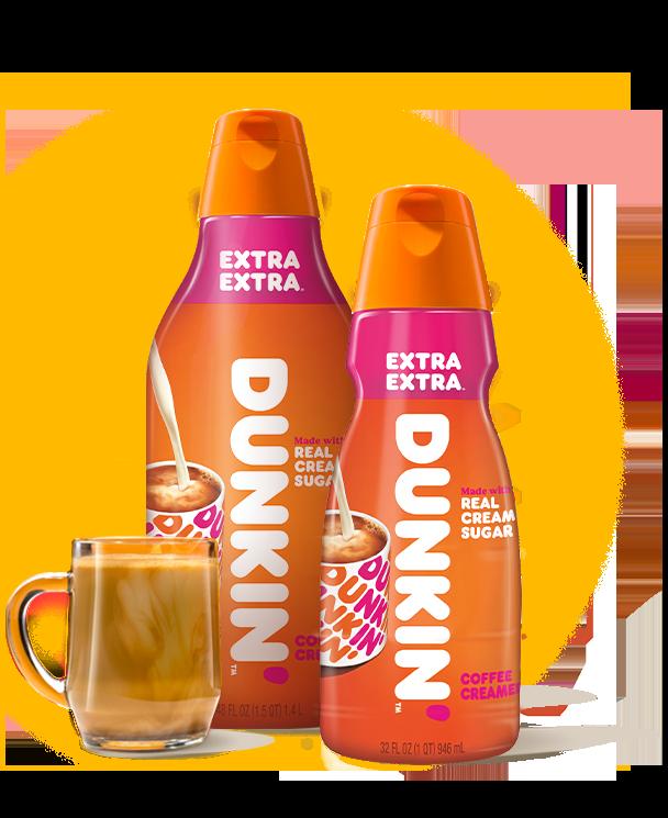 Dunkin'® Extra Extra Creamer