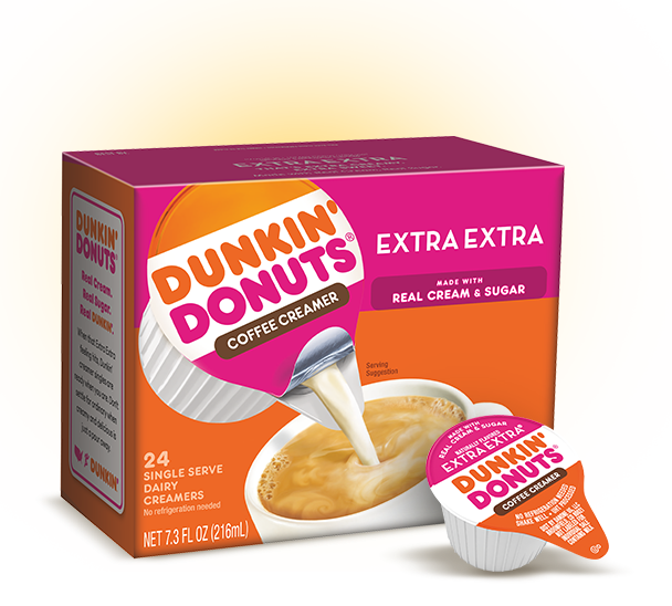 Dunkin'® Extra Extra Single Serves